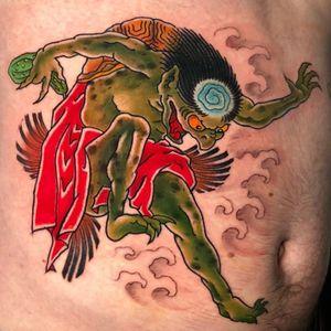 Tattoo from Kiko Lopes