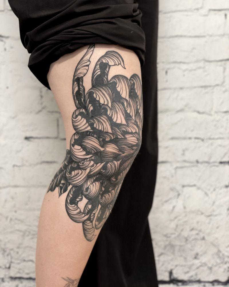 Tattoo from Jeppe Dahl Rørdam