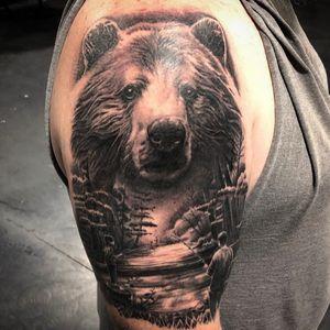 Tattoo by SEVENTH SENSE ART CO