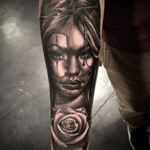 Tattoo from PAUL MALUSO