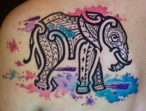 Tattoo from Joshua Flinn