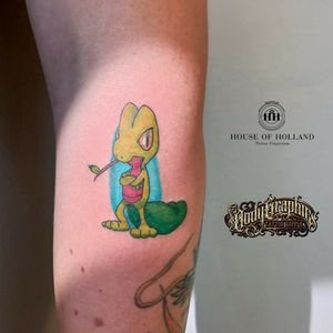 Tattoo by House of Holland Tattoo Emporium