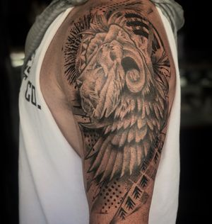 Tattoo from Turko J. Louis