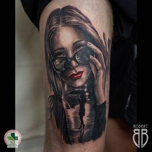 Tattoo by Robert BB Tattoo Art