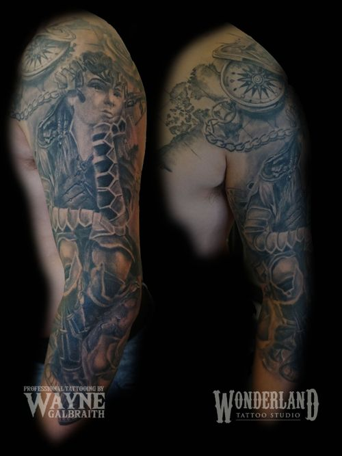 This sleeve is inspired by a video game, do you know which one?