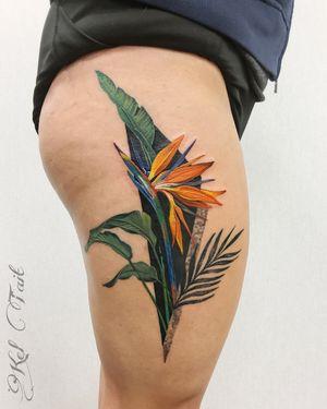 Tattoo from kel tait