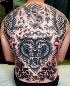Tattoo by 1 Point Tattoo @1pointtattoo