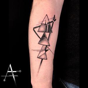 🔺 . For custom designs and booking: alperfiratli@gmail.com . . . . . #geometrictattoo #geometricart #geometricartwork #triangle #triangles #triangletattoo #dotworktattoo #dotworktattoos #blackwork #abstractart #abstracttattoo #abstracttattoos #kandinsky #abstract #surrealism #surrealart #surrealtattoo #dali #miro #picasso #blacktattoo #blacktattooart #cubism #cubismtattoo #geometry #tattooideas #tattooidea #tattooinspiration #tattooart #tattooideasforgirls