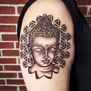 Buda Dotwork