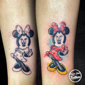 #disney #czechtattoo #czech #tattooart #tattooartist