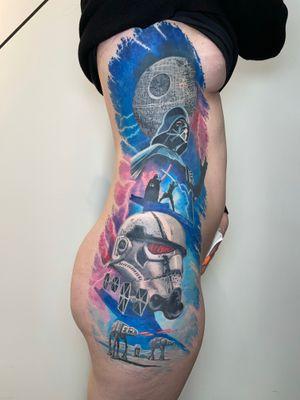 Tattoo by Mecha Ink Tattoo Studio