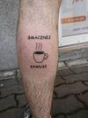 Smacznej kawusi 😎☕