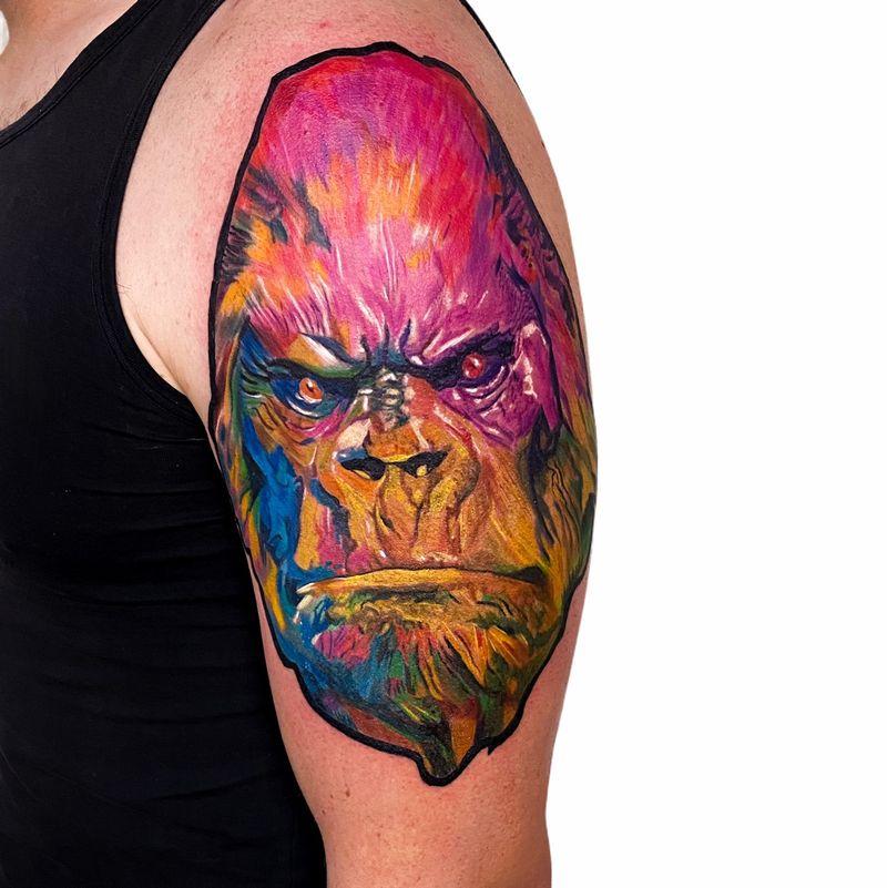 Tattoo from Cem Cengiz