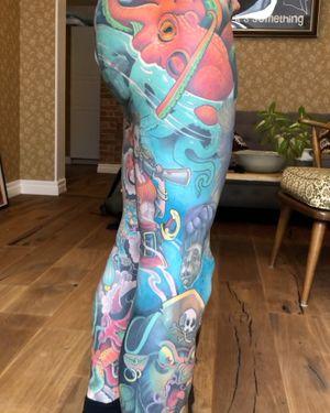 Tattoo by Wimans Tattoo
