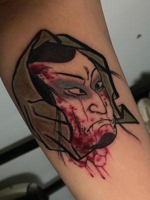 Tattoo from Jen Mogg