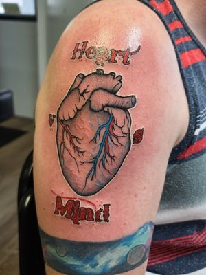 Tattoo from Goose Grosswiler