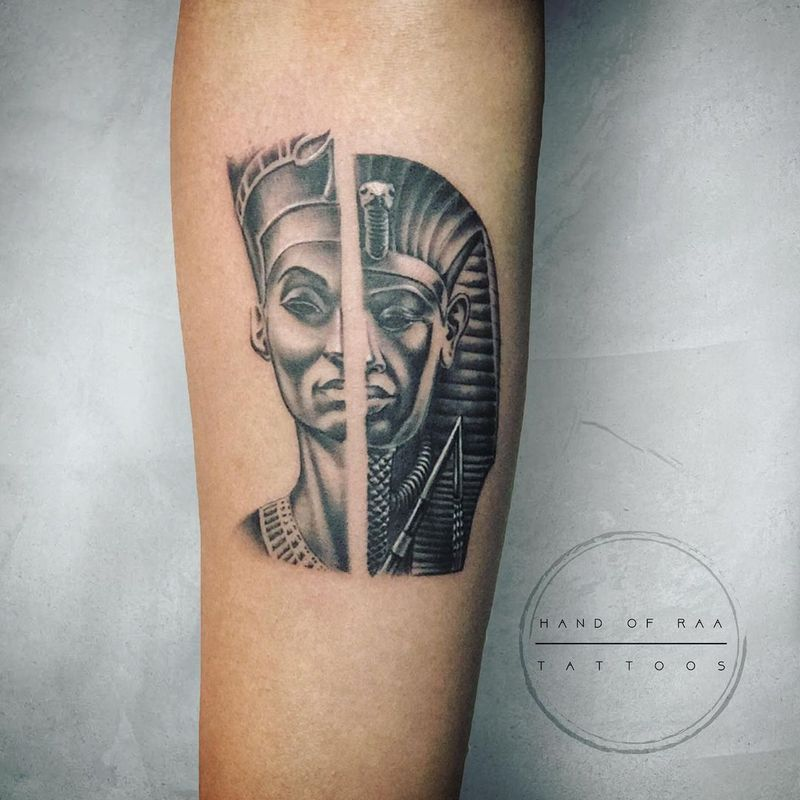 Tattoo from Raa