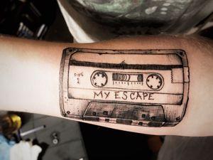 Cassette tape 7RL