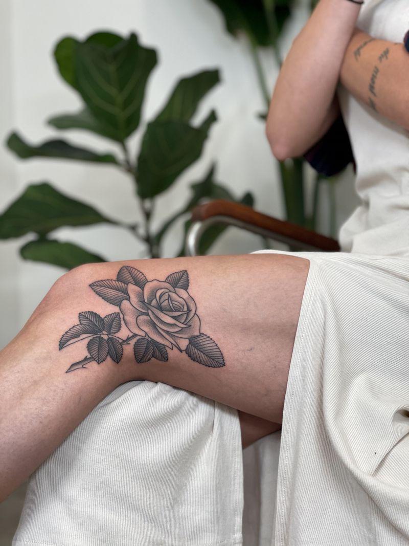 Tattoo from Mathilde