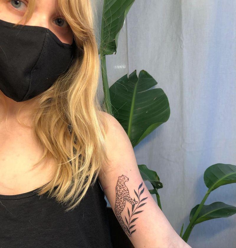 Tattoo from Jacob