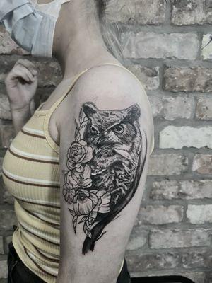 Tattoo from Richard Montgomery