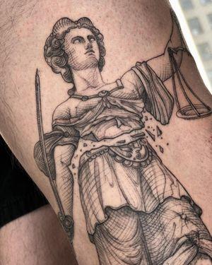 Tattoo by sashatattooingbarcelona