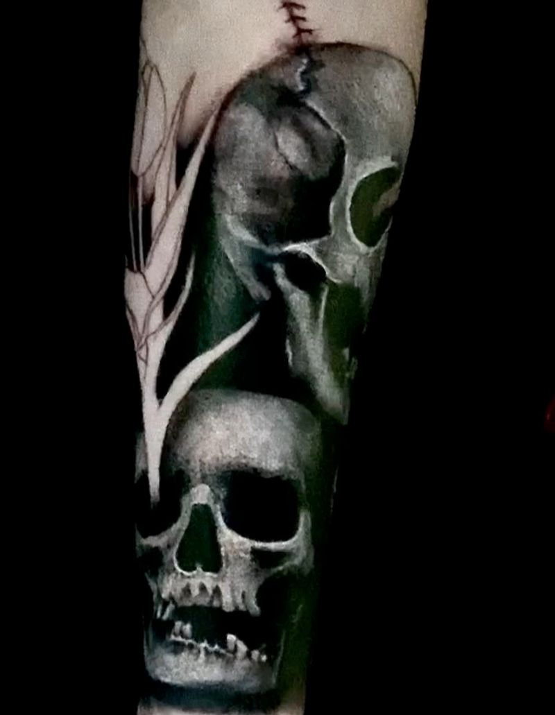 Tattoo from Chucky Holden
