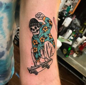 Tattoo from Darby Dust