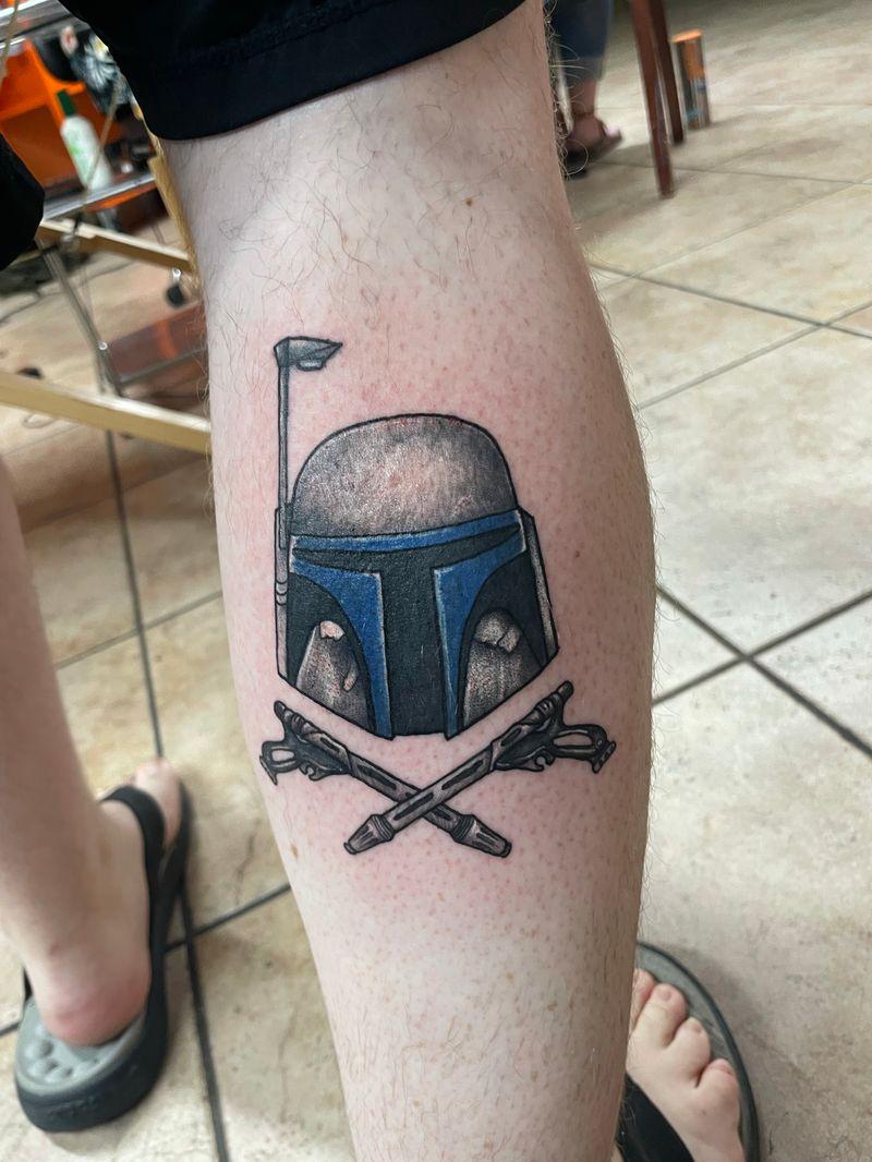 Tattoo from @betawagz94