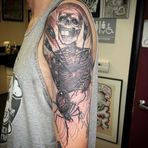 Tattoo from Paul Sand