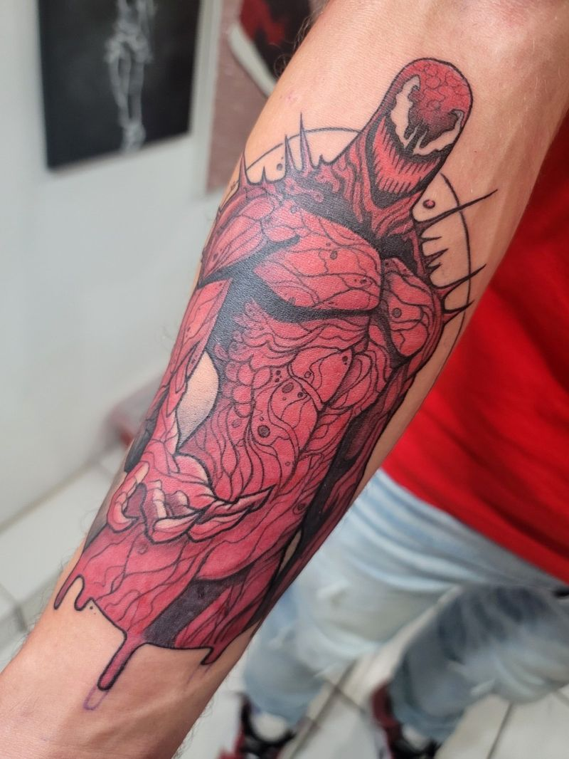 Tattoo from Rosey