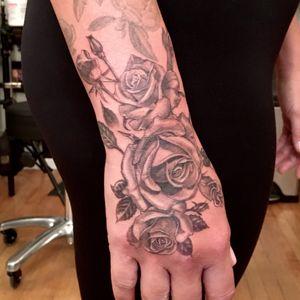 Tattoo from Adrian Gallegos