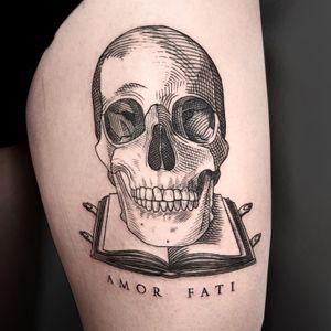 Tattoo from LeonKa
