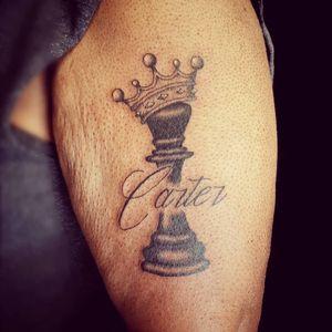 #chess #king #poc