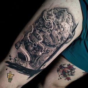 Tattoo from Breno Ymura