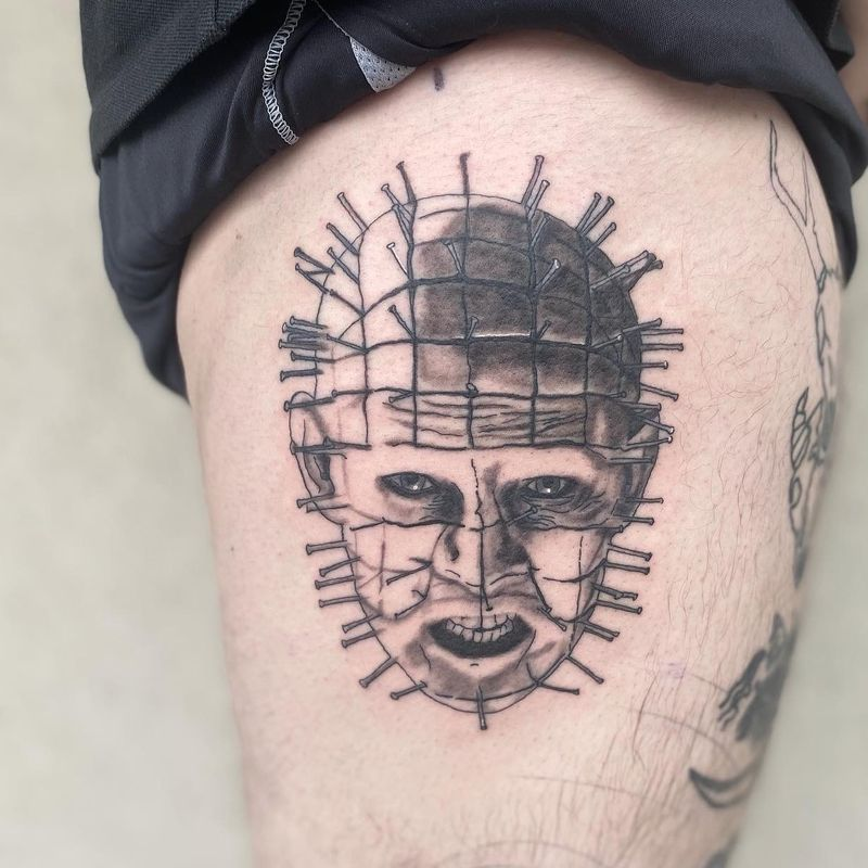 Tattoo from @rippippet