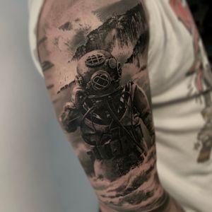 Tattoo from Christopher Hirakawa
