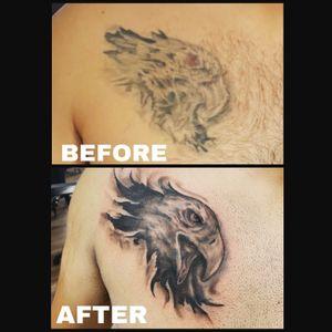 Tattoo from Eloy R Tattoos