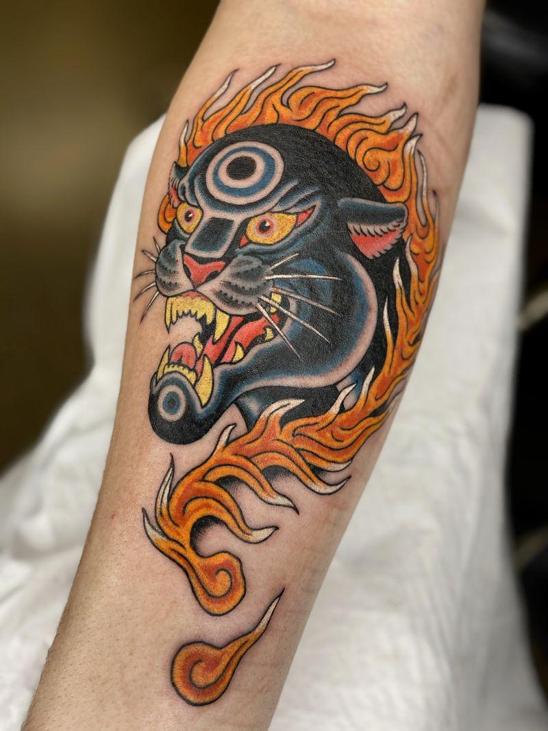 Tattoo from Max Dem