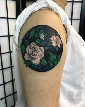 Tattoo by SUN ink and art parlor