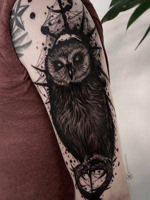 Tattoo by Black Mood studio