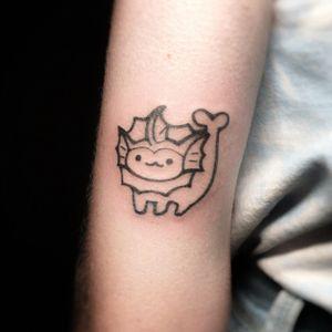 Tattoo by Dark Age Tattoo Studio
