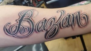 Tattoo from Norman Demorte