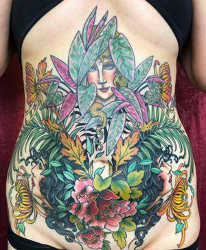 Tattoo from Guen Douglas