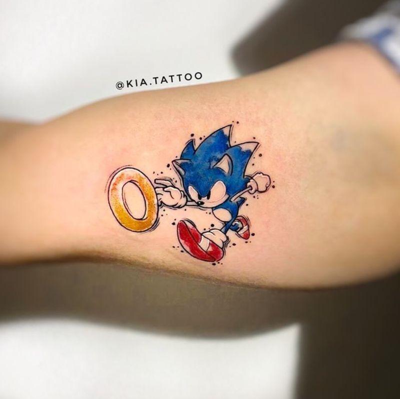 Tattoo from @kiatattoo011