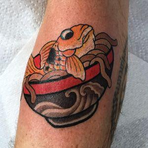 Tattoo from Deni Balbino