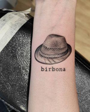Tattoo from sunny