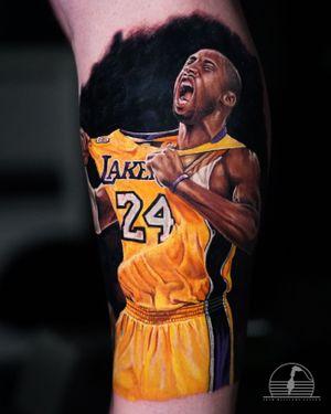 Kobe Bryant. 18 hours over 2 days.
