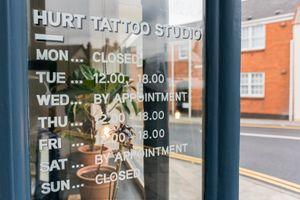 Tattoo by HURT TATTOO