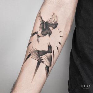 Tattoo by Klax Tattooer